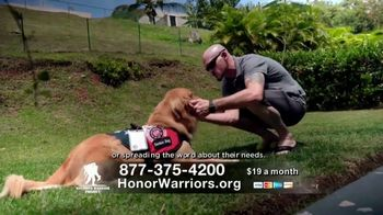 Wounded Warrior Project TV Spot, \'Traumatic Brain Injury\' Ft. Trace Adkins