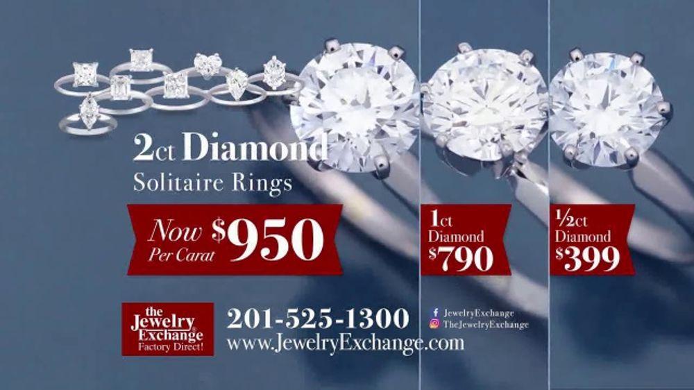 Jewelry Exchange Tv Commercial Insane Prices On Diamond