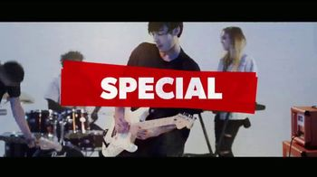 Guitar Center TV Spot, 'Treat Yourself' - Thumbnail 5