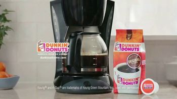 Dunkin' Donuts TV Spot, 'Parents Before Their Coffee' - Thumbnail 10