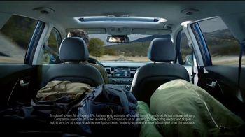Kia Fall Savings Time TV Spot, 'Breakthroughs' [T1] - Thumbnail 5