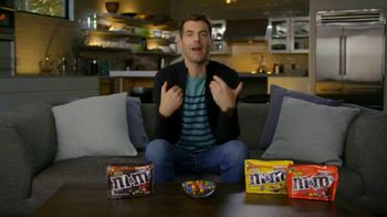 M&M's TV Spot, 'FX Network: Movies' Featuring Adam Gertler