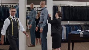 Men's Wearhouse TV Spot, 'The Tailor' - Thumbnail 2
