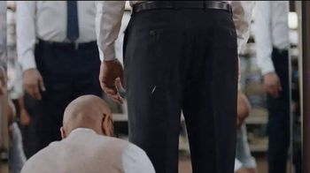 Men's Wearhouse TV Spot, 'The Tailor' - Thumbnail 6