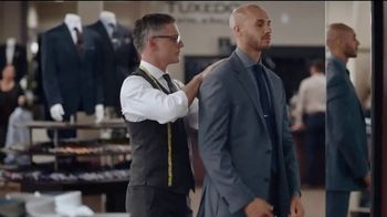 Men\'s Wearhouse TV Spot, \'The Tailor\'