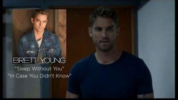 Big Machine TV Spot, 'Brett Young: Videos and More'