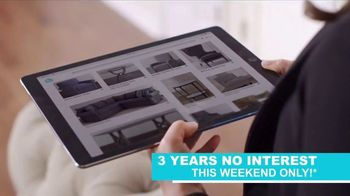 Bassett Anniversary Sale TV Spot, 'HGTV 2017 Makeover: Mariel & Brandt' - Thumbnail 4
