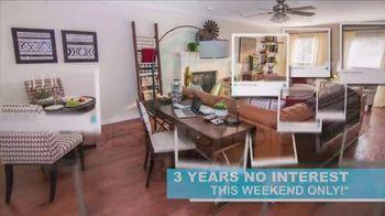 Bassett Anniversary Sale TV Spot, 'HGTV 2017 Makeover: Mariel & Brandt' - Thumbnail 5