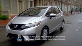 2017 Honda Fit LX TV Spot, 'Adaptable' [T2] - Thumbnail 7