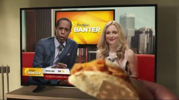 Taco Bell Naked Egg Taco TV Spot, 'What The Shell?' Feat. Stephen A. Smith - Thumbnail 2