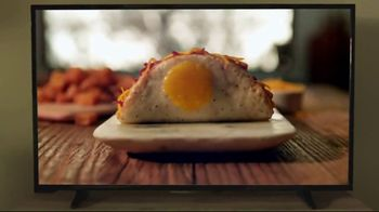Taco Bell Naked Egg Taco TV Spot, 'What The Shell?' Feat. Stephen A. Smith - Thumbnail 7