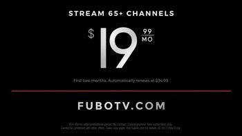 fuboTV TV Spot, 'Field Goal With Fubo Chávez' - Thumbnail 9