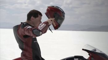 Indian Motorcycle TV Spot, 'A&E: Land Speed Racer' - 8 commercial airings