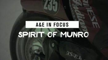 Indian Motorcycle TV Spot, 'A&E: Land Speed Racer' - Thumbnail 2
