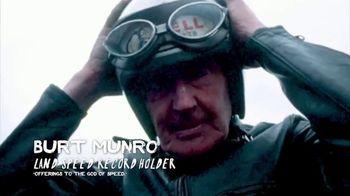 Indian Motorcycle TV Spot, 'A&E: Land Speed Racer' - Thumbnail 4