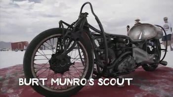 Indian Motorcycle TV Spot, 'A&E: Land Speed Racer' - Thumbnail 6