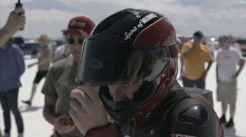 Indian Motorcycle TV Spot, 'A&E: Land Speed Racer' - Thumbnail 8
