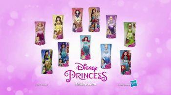 Disney Princess Royal Shimmer Dolls TV Spot, 'Imagination' - Thumbnail 9
