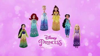 Disney Princess Royal Shimmer Dolls TV Spot, 'Imagination' - Thumbnail 1