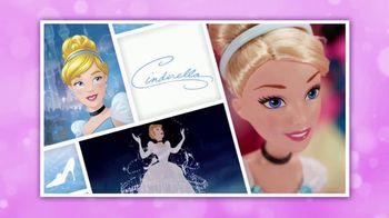 Disney Princess Royal Shimmer Dolls TV Spot, 'Imagination' - Thumbnail 5