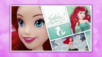 Disney Princess Royal Shimmer Dolls TV Spot, 'Imagination' - Thumbnail 6