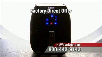 NuWave Brio TV Spot, 'Air-Fried' - Thumbnail 8