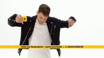 Sprint TV Spot, 'Ofertas: Samsung Galaxy Note8' con Prince Royce [Spanish] - Thumbnail 8