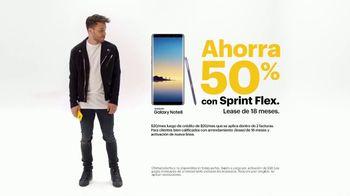Sprint TV Spot, 'Ofertas: Samsung Galaxy Note8' con Prince Royce [Spanish] - Thumbnail 5