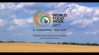 Ministry of Food Processing Industries TV Spot, '2017 World Food India'