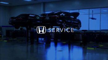 Honda Service TV Spot, 'Multi-Point Inspection' [T1] - Thumbnail 9