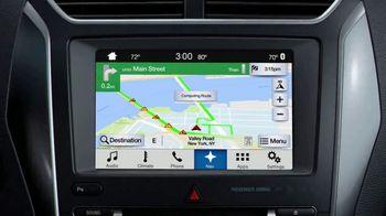 Ford SUV Season TV Spot, 'Explorer: Avoiding Traffic' [T2] - 1 commercial airings