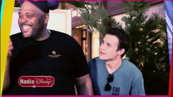 Radio Disney App TV Spot, 'American Idol Audition Kick-Off' Ft. Kris Allen - Thumbnail 8