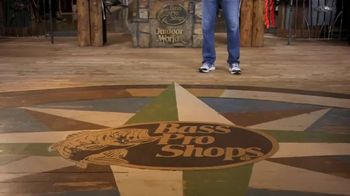 Bass Pro Shops TV Spot, 'Flannel, Boots and Trail Cameras' Ft. Mike Golic - Thumbnail 1