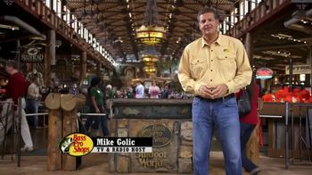 Bass Pro Shops TV Spot, 'Flannel, Boots and Trail Cameras' Ft. Mike Golic - Thumbnail 2