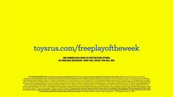Toys R Us Free Play of the Week Sweepstakes TV Spot, 'Dreamhouse' - Thumbnail 10