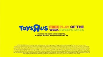 Toys R Us Free Play of the Week Sweepstakes TV Spot, 'Dreamhouse' - Thumbnail 9