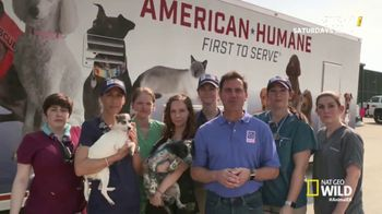 American Humane Association TV Spot, 'Nat Geo WILD: Harvey Victims' - Thumbnail 1