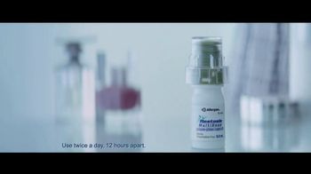 Restasis MultiDose TV Spot, 'Reveal: Three Bottles' Song by Yuna, G-Eazy - Thumbnail 2