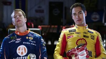 NASCAR Heat 2 TV Spot, 'One More Time' Feat. Joey Logano, Brad Keselowski - 4 commercial airings