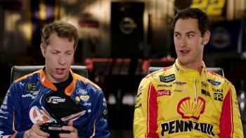 NASCAR Heat 2 TV Spot, 'One More Time' Feat. Joey Logano, Brad Keselowski - Thumbnail 6