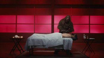Jack Link's Extra Tender TV Spot, 'The Edge: Massage' Feat. Clay Matthews - Thumbnail 3