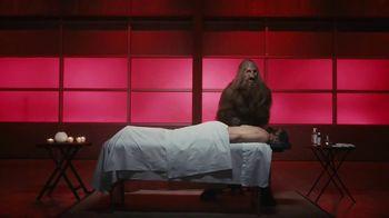 Jack Link's Extra Tender TV Spot, 'The Edge: Massage' Feat. Clay Matthews - Thumbnail 8