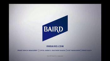 Baird TV Spot, 'Top Talent' - Thumbnail 9