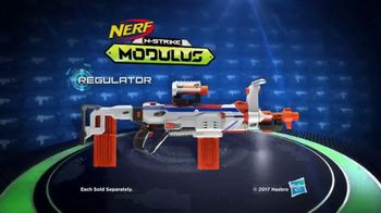 Nerf N-Strike Modulus Regulator TV Spot, 'Fire Selection' - Thumbnail 8