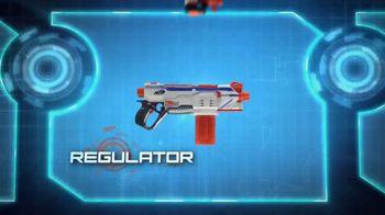Nerf N-Strike Modulus Regulator TV Spot, 'Fire Selection' - Thumbnail 1