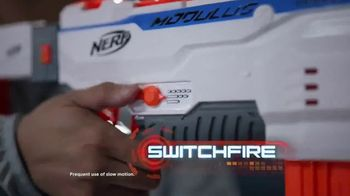 Nerf N-Strike Modulus Regulator TV Spot, 'Fire Selection' - Thumbnail 3