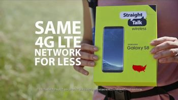 Straight Talk Wireless TV Spot, 'Same Towers for Less: $35' - Thumbnail 6