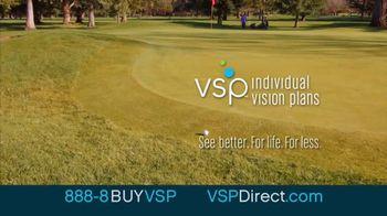 VSP Individual Vision Plans TV Spot, 'Golfing' - Thumbnail 10
