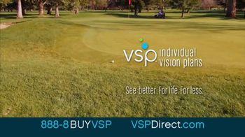 VSP Individual Vision Plans TV Spot, 'Golfing' - Thumbnail 7