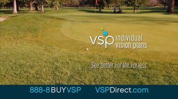 VSP Individual Vision Plans TV Spot, 'Golfing' - Thumbnail 8